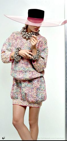 Chanel Spring 2013 LookBook