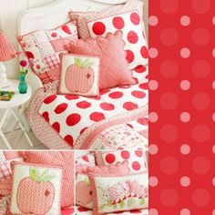 apple children room   Room for Seven – Apple : Multiply Delicious- All About the Kids