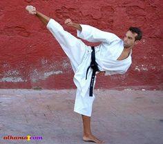 KARATE DAVID: El alhameño Kevin Mateo representará a la universidad de Málaga en los próximos campeonatos de España de karate