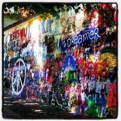 Lennon Wall Prague | Lennon Wall - Prague