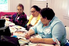 Spanish-speaking caregiver's retreat: A good place for connecting with other caregivers for future support