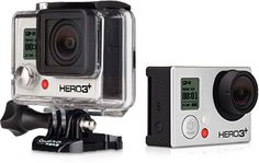 HERO3+ Black Edition   Wi-Fi enabled   Most Advanced HD GoPro Ever