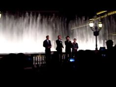 The Canadian Tenors at the Bellagio