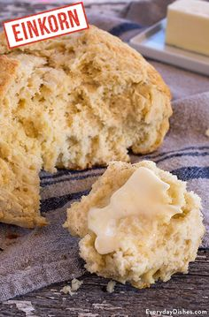 We've updated the classic Irish soda bread to make it a little lighter. Don't worry, it's still ready in a snap! You can serve homemade bread in 60 minutes from start to finish.