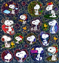 Snoopys omg!! i love this <3 <3 <3