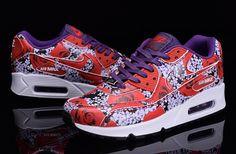 Nike Air Max 90 Flower Women Style EUR36-40