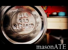 "Mason Jar Meals | Big Red Kitchen - a regular gathering of distinguished guests! Follow @Robin Sue on Pinterest and click on the photo to follow her blog! ""Foodblogger, Queen of the Mason Jar Meal, CrossFit Coach, Paleo, TV Commercial Talent, Voice Over Talent, bigredkitchen.com"""