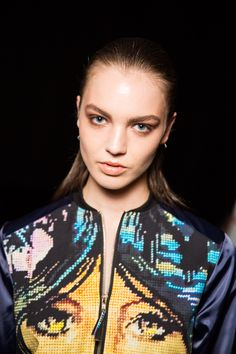 Backstage @ #Hailwood #nzfw 2014 August 2014, Backstage, New Zealand, Behind The Scenes, Makeup Looks, Fashion Show, Make Up Looks