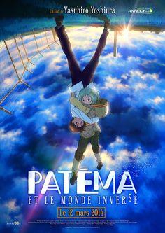 Patema Inverted - Sakasama no Patema Manga Anime, Tv Anime, Anime Love, Anime Art, Animé Romance, Disney Cinema, Vintage Anime, Patema Inverted, Anime Studio