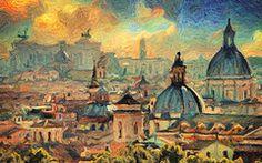 Rome Paintings - Rome  by Taylan Soyturk