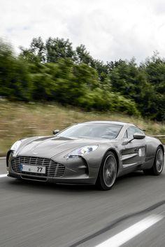 Not the mixes astin I've ever seen but still an Aston Martin