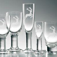 Стаканы с оленями by Eisch от Gmundner Keramik