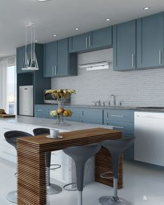 Design Your Dream Kitchen On Homestyler #kitchen