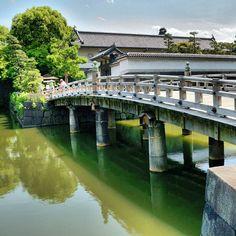 Hirakawa-Mon Gate, Edo Castle / 江戸城・平川門 - @deepkaoru- #webstagram