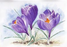 watercolors and books: GALLERY