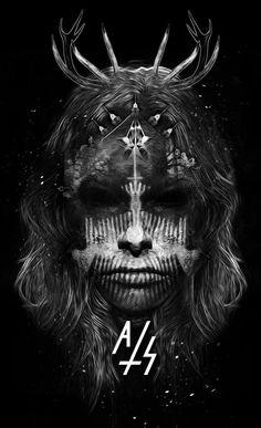 'FANTASMAGORIK': Outstanding Digital Art by Obery Nicolas