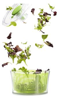 5 NEW Uses for Your Salad Spinner