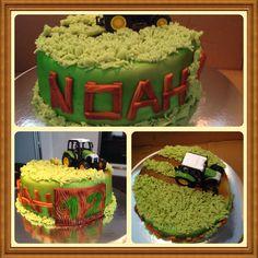 Farmers cake / Traktor Torte