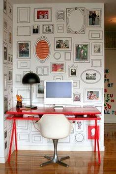 Organize sem Frescuras   Rafaela Oliveira » Arquivos » Ideias charmosas de expor fotos na parede