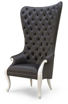 1000 Ideas About High Back Chairs On Pinterest Home