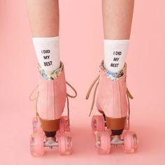 i did my best socks by ban.do x working girls - socks - ban.do