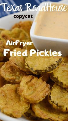 Air Fryer Oven Recipes, Air Frier Recipes, Air Fryer Dinner Recipes, Recipes Dinner, Dinner Ideas, Air Fryer Recipes Pickles, Air Fryer Recipes Appetizers, Best Dinner Recipes Ever, Deep Fryer Recipes
