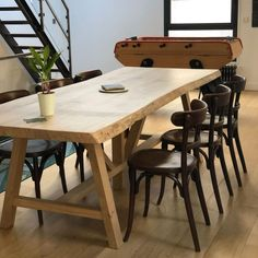 Dining Table, Furniture, Home Decor, Solid Wood, Decoration Home, Room Decor, Dinner Table, Home Furnishings, Dining Room Table
