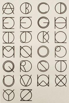 Circles & squares. Nice.