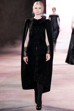 Ulyana Sergeenko | Fall 2013 Couture
