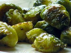 Ranch Brussels Sprouts | Cooking Traditional Foods.