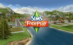 Great free game: Sims Freeplay. A bit buggy, but still very cool on the iPad!