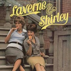 "{Small Screen} Loved this show. Penny Marshall as Laverne De Fazio & Cindy Williams as Shirley Feeney, single roommates who worked as bottlecappers in a fictitious Milwaukee brewery called ""Shotz Brewery."" #LaverneAndShirley #TV #1970s #1980s"