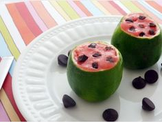 Water Melon Cups.