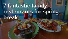 Where to eat with your family in Gulf Shores and Orange Beach.
