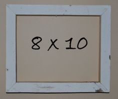 8 x 10 Driftwood Picture Frame 189 by DriftwoodMemories on Etsy, $29.95