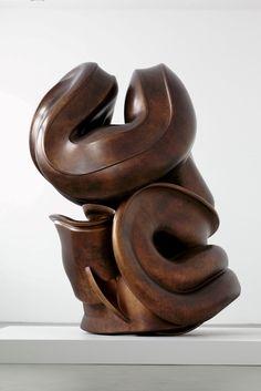 Sculpture by Tony Cragg Steel Sculpture, Art Sculpture, Abstract Sculpture, Abstract Shapes, Land Art, Fine Woodworking, Heart Art, Wood Projects, Sculpting