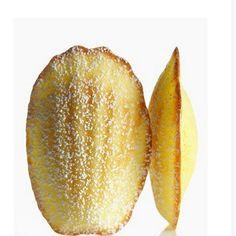 Lemon Madeleines (martha stewart)