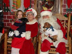 Pictures with Santa and Mrs. Claus Fort Worth, TX #Kids #Events