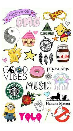 #nutella #YOLO #Music #Starbucks #HakunaMatata #goodvibes