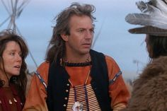 "BEST COSTUME DESIGN NOMINEE: Elsa Zamparelli for ""Dances With Wolves""."