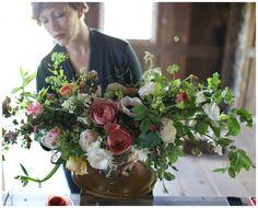 Farmer Florist Workshop { May }
