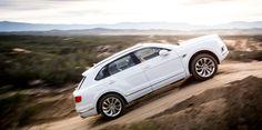 New Bentley Bentayga's conservative design justified, says British brand - Photos -