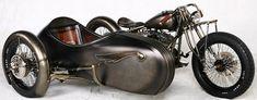 Harley-Davidson Flathead Sidecar Masterpiece