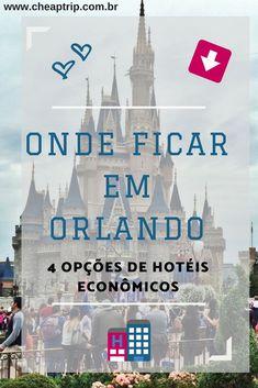 Onde se hospedar em Orlando? Está em dúvida? Aqui vai uma sugestão de 4 hotéis econômicos que já experiementei na cidade! Leia e escolha uma deles em: 3, 2, 1... Ways To Travel, Places To Travel, Travel Destinations, Travel Tips, Samana, Miami Orlando, Hotel Orlando, Orlando Travel, Walt Disney Animation Studios
