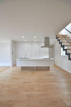 Kitchen Tops, New Kitchen, Kitchen Views, Loft, Japanese Interior, Kitchen Interior, Cool Kitchens, Future House, Ikea