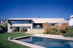 Modern Architecture | Modern Tropical House Architecture A Modern Concrete Homes Design ...