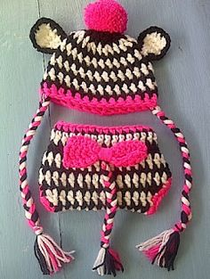 Cutie-pie Crochet Creations