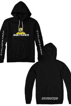 76e889315d99 Subtronics Official Merchandise - Subtronics Cyclops Hoodie (Black)