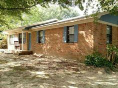 Great full brick w new metal roof. 2 story 2 car detached garage. Must see!