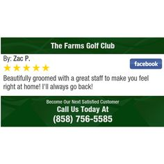 Beautifully groomed with a great staff to make  you feel right at home! I'll always go...